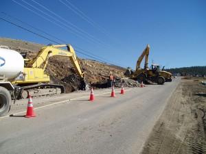 Colorado civil engineering sewer